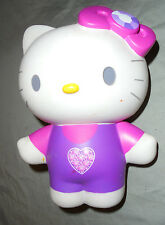 "Sanrio Hello Kitty Bank 8"" Plastic Rare HTF Toy"