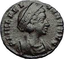 Saint HELENA Constantine I the Great Mother 330AD Ancient Roman Coin PAX i58650