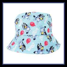 Brand New Genuine Bluey Bucket Hat