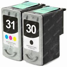 2PK PG30 Black & CL31 Color Printer Ink for Canon Pixma MX310