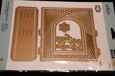 New listing Away in a Manger Christmas by Spellbinders 7 pieces 3D card Metal dies Nip
