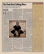 Henry Rollins Interview/article 1993