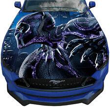 /'/'SIZES/'/' Black Panther Car Bumper Sticker Decal