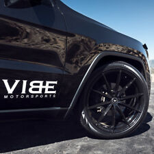 "22"" Vorsteiner VFF 109 Gloss Black Concave Forged Wheels Rims Fits Range Rover"