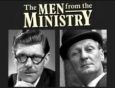 The Men From The Ministry 128 Old Time Radio Comedy Shows *MP 3 DOWNLOAD*