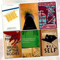 Man booker prize shortlist 2012 - 6 Books Collection Pack | Narcopolis, PB Set