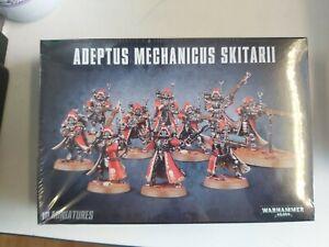 Adeptus Mechanicus Skitarii Games Workshop Warhammer 40,000 Brand New & sealed