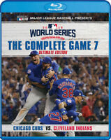 2016 World Series: The Complete Game 7 (Ultimate Edition) [New Blu-ray] Ultima