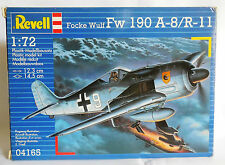 1:72 REVELL - FOCKE WULF FW 190 A-8/R-11  - REF. 04165 -  NUOVO SIGILLATO
