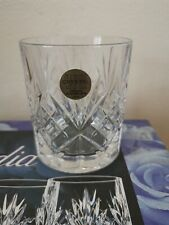 Melodia Crystal Old Fashioned Tumblers 6 Pack