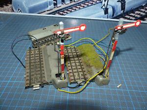 MARKLIN - 2 Segnali 443 G del 1950 - Rara produzione -Da recupero -To restore -