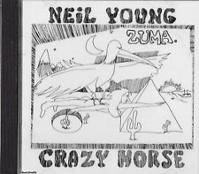 Neil Young With Crazy Horse - Zuma - Country Folk Rock Pop Music Cd