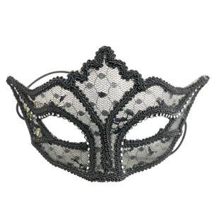 Masquerade Mask for Women Venetian Masks Christmas Women Flower Half-face Masks