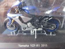 MOT3A MOTO BRESIL 1//18 IXO MOTOS YAMAHA YZF R1 2015