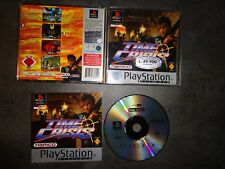 TIME CRISIS  PS1 Psx Playstation PAL español. En buen estado