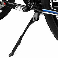 BV Adjustable Bicycle Bike Kickstand with Concealed Spring-Loaded Latch, for 24-