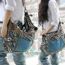 Hobo Satchel Fashion Women Tote Messenger Leather Purse Shoulder Bag Handbag Hot