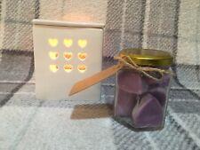 Zoflora Inspiré belle Jumbo en bois Mèche Fragranced Candle