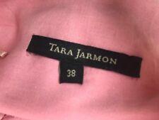 TARA JARMON brodé rose et perles Tassel Jupe-Taille 38-utilisé