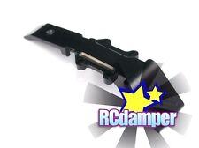 GPM ALUMINUM FRONT SKID PLATE BK TRAXXAS 1/16 MINI E-REVO SUMMIT SLASH 4x4 VXL