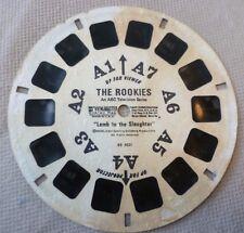 Vintage Viewmaster - Gaf Single Reel BB 4521 ABC TV The Rookies Reel 1