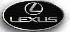 LEXUS  Embroidered Iron on patch PATCHES eMBROIDERED CAR    AUTO