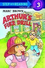 Arthur's Fire Drill (Hardback or Cased Book)