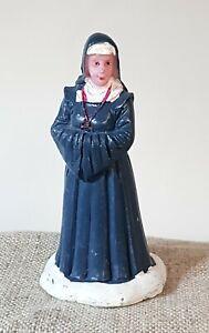 Lemax General Products, Figurine, Sister Sarah (repainted). #32748. 2003
