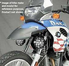 BMW F 650 GS Dakar (2000-2003) Motorcycle Headlight Protector / Light Guard Kit