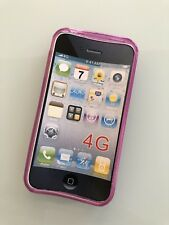iPhone 4/4S Bumper Case - Purple ,   New In Bag  !!!