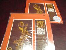 COLEMAN HAWKINS CLASSIC RECORDS 1ST EDITION 180G 45 RPM 4 LP Set + 33 & 1/3 SET