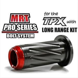 TechT Paintball MRT Delrin Bolt Upgrade For Tippmann TipX Pistol Long Range Kit