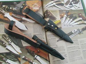 PUMA Messerscheide für PUMA Waidmesser oder Schalenwild Messer genannt. Solingen