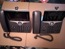 Cisco CP-8865 IP Phone ( the price is for the 2units)