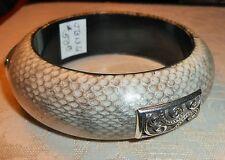 NWT BRIGHTON Animal Instinct Bangle Bracelet JB1372