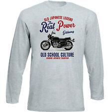 VINTAGE JAPANESE MOTORCYCLE HONDA GOLDWING GL 1000 - NEW COTTON T-SHIRT