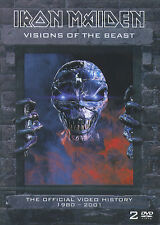 Iron Maiden : Visions of the Beast - The official video history (2 DVD)