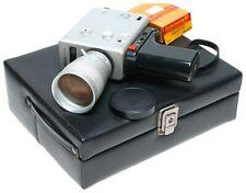 Nizo S800 Super 8 movie camera 8mm Variogon 7-90mm