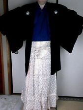 Japan Kimono Golden  HAKAMA SET For Men (246),  !