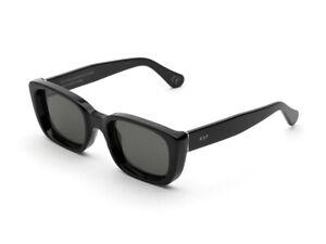 Retrosuperfuture Sonnenbrille 19L Lira  black schwarz Schwarz