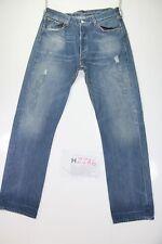 Levis 501 Remake Vintage (Cod. H2286) Tg48 W34 L34 jeans usato Vintage Original