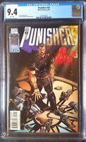 Punisher (1995-1997 3rd Series) #18  CGC 9.4