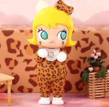 Kennyswork x POP - Sanrio Hello Kitty Molly Brown Sofubi Vinyl Figure Limited