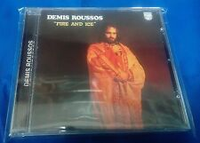 DEMIS ROUSSOS *Fire And Ice* AudioCD