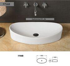 Design 7756B Keramik Waschbecken Waschtisch Neu