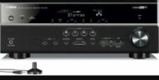 Yamaha RX-V473 Receiver 5.1 HDMI mit 3D 4K AirPlay Netzwerk USB 5x115W