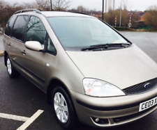 Ford Galaxy 2.0 petrol.  Manual.  For sale for spares or repair.
