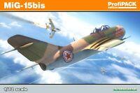 Eduard Profipack 1:72 MiG-15bis Aircraft Model Kit