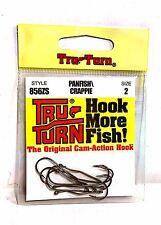 Tru-Turn Panfish/Crappie Hooks Size 2