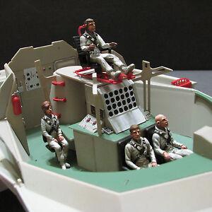 "Jimmy Flintstone Proteus Crew from ""Fantastic Voyage"" resin kit 1/32 scale"